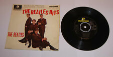 "The Beatles The Beatles Hits 7"" Single EP Mono - VVG"