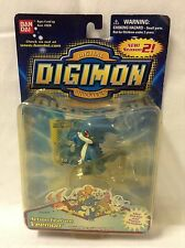 NIB SEALED Digimon RARE VEEMON Action Figure Bandai Digital Monsters Poster 3963