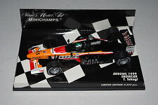 Minichamps F1 1/43 ARROWS SHOWCAR 1999 TAKAGI