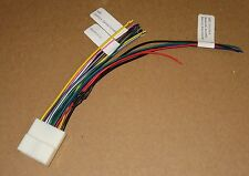 20-pin Subaru or Nissan Radio Wiring kit with Steering Wheel Switch wires