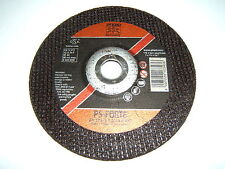"PFERD PS-FORTE 7"" STEEL CUTTING WHEEL ABRASIVE DISC DISK 1/8 7/8 178 3 22.23mm"