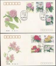 CHINA 1991 T162 Flowers Rhododendrons 杜鹃花 总公司 stamp FDC