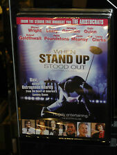 When Stand Up Stood Out (DVD) Steven Wright, Denis Leary, Bobcat Goldthwait, NEW