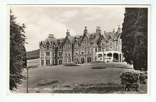 The Ben Wyvis Hotel Strathpeffer Ross-shire 1951 Real Photograph Valentines