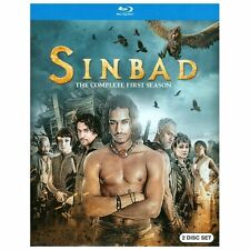 Sinbad The Complete First Season (Blu-Ray)
