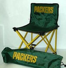 NFL, Green Bay Packers, Kids Foldable Tailgate Chair, New