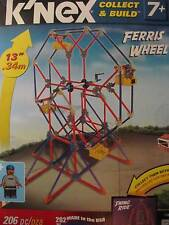 "Knex Ferris Wheel 13"" Tall K'Nex Creative Play Building Toy New Sealed"