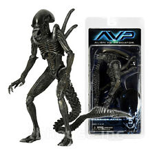"9"" WARRIOR ALIEN XENOMORPH figure AVP VS PREDATOR aliens NECA SERIES 7 2016"
