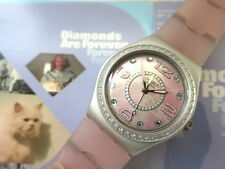 James bond 007 swatch-Diamond are forever-yls1016 con volúmenes