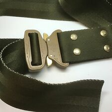 AustriAlpin QR belt. Rigger 50mm Cobra SAS, Para, Tactical 1.5M Coyote [72504]