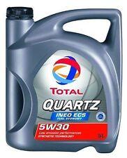 Total Quartz Ineo ECS 5W30 5L Car Engine Motor Oil Synthetic Technology 5 Litre