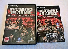 Brothers in Arms: Hell's Highway - Windows PC - Complete