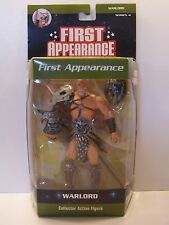 DC Direct First 1st Appearance Series 4 Warlord MOC 2007