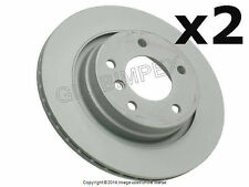 BMW E46 (1999-2006) Brake Disc Vented (294 X 19 mm) Rear L and R ZIMMERMANN