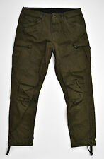 G-STAR RAW Cargohose Stoffhose - Rovic Tapered - W38 L36 Neu !!!