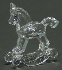 Swarovski Rocking Horse, Item 7479NR000001, New In Box