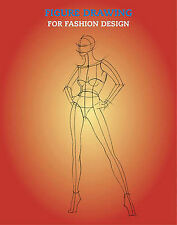 Figure Drawing for Fashion Design by Pepin Press (Paperback, 2002)