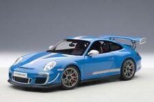1/18 AUTOart  PORSCHE 911 (997) GT3 RS 4.0 (BLUE) 2011