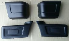 SUZUKI SAMURAI FRONT AND REAR BUMPER PROTECTOR COVER LH/RH