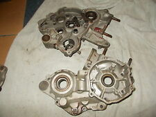 ktm gs125 gs 125 1986 86 a pair of crank cases engine not 250 500 evo