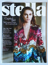 Tali Lennox actress Agyness Deyn Stella magazine September 2013