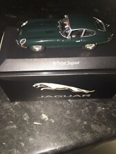 ATLAS EDITIONS - JAGUAR E TYPE - 1/43 SCALE - COA