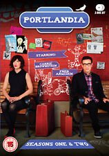 PORTLANDIA - SEASON ONE AND TWO - DVD - REGION 2 UK