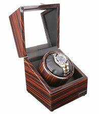AXIS® Luxury Ebony Single Automatic Watch Winder New