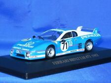 FERRARI BB512 LM 1982 LE MANS 1:43 IXO FER006 NEW MODEL