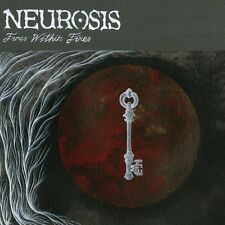 NEUROSIS - FIRES WITHIN FIRES (WHITE VINYL) LIMITED  VINYL LP NEU