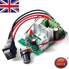 6V-30V 6A Reversibel DC Motor Drehzahlregeler PWM Controller für 6V/12V/24V WT