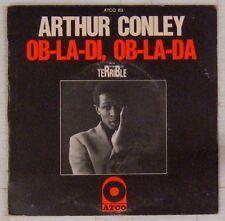 Interprètes Beatles 45 tours Arthur Conley Ob-La-Di Ob-La-Da 1968