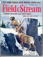 8/1965 Field and Stream Magazine