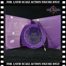 Hot Toys Batman (1989) DX08 JOKER Jack Nicholson 1/6 MAGIC STICK_SIGNAL_New