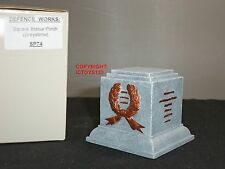 KING AND COUNTRY SP74 DEFENCE WORKS GREYSTONE SQUARE STAUE PLINTH TOWN MODEL