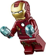 (NEW) LEGO Marvel - Iron Man 'Mark 7 Armor' - split from set 10721