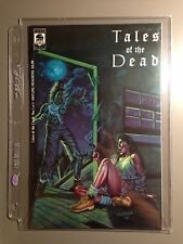 TALES of the DEAD #1 VF-NM Zombies, Undead, 1994 Hard To Find Small Press!!