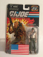 "GI Joe First Sergeant Duke 4"" Figure 2007 25th Anniversary"