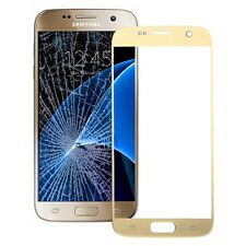 Samsung Galaxy S7 SM-G930F Display Glas Digitizer Touchscreen Gold