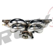 REV9 S13 S14 S15 240SX SR20DET STAINLESS TOP MOUNT TURBO MANIFOLD T3 T3T4 SR20