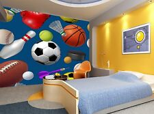 Sport  Wall Mural Photo Wallpaper GIANT DECOR Paper Poster Free Paste