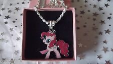 MY LITTLE PONY PINKY PIE  18 INCH VERY  STRONG TWIST CHAIN, GIFT BOX ,MAGIC