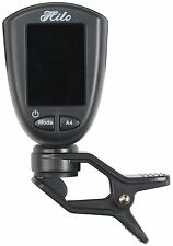 HILO HT-8001 clip-on Chromatic TUNER for UKULELE and musical instruments - UKE