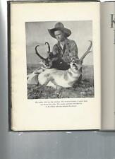 ELMER KEITH - KEITH'S RIFLES FOR LARGE GAME - 1946