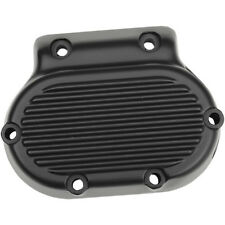 Drag Specialties Transmission Side Cover Black Harley Super Glide 1987-1994