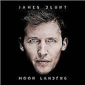James Blunt - Moon Landing (2013)  CD  NEW  SPEEDYPOST