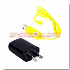 USB Charger Cable W/ Wall Plug For Syma S105 S107 Mini RC Helicopter Spare Parts