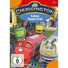 CHUGGINGTON VOL.7: LUKAS-SUPERSTAR -  DVD NEUWARE (REGIE:SARAH BALL)