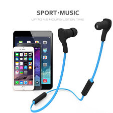 Universal Wireless Bluetooth Headset SPORT Stereo Headphone Earphone For Phone