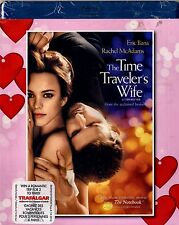BRAND NEW BLU-RAY // The Time Traveler's Wife // Rachel McAdams, Eric Bana